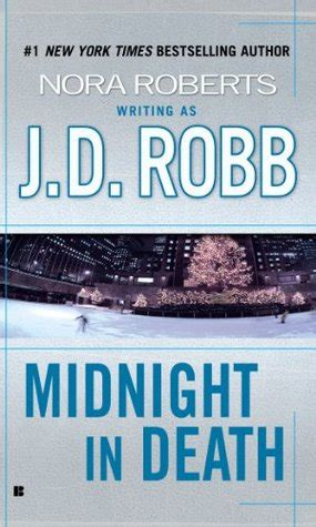 J D Robb In midnight in in 7 5 by j d robb