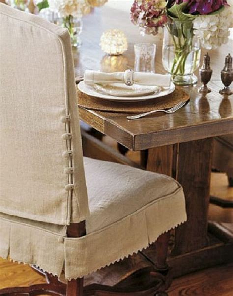 How To Make Dining Room Chair Slipcovers Home Interior How To Build Dining Room Chairs