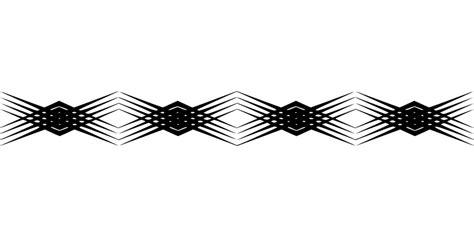 geometric pattern borders free vector graphic pattern page border decorative