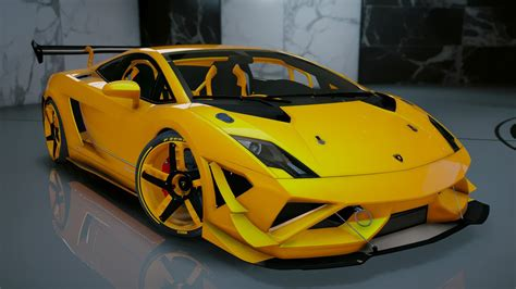 lamborghini gallardo lp570 4 superleggera add on tuning