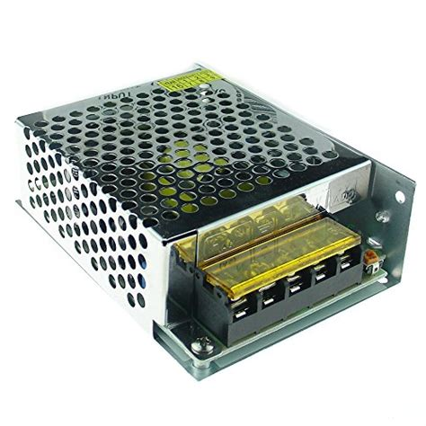 Murah Power Supply Switching 12v Led 5a 60w Garansi 1 Tahun Brilux quans 110v to 12v dc 5a 60w universal regulated switching