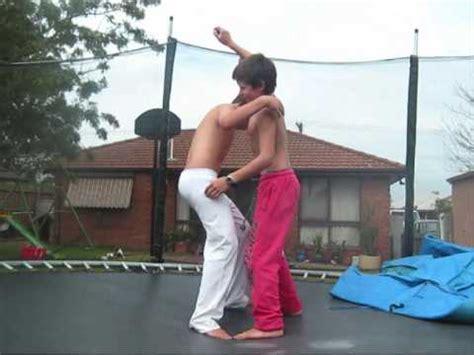 backyard wrestling girls run away wrestler doovi