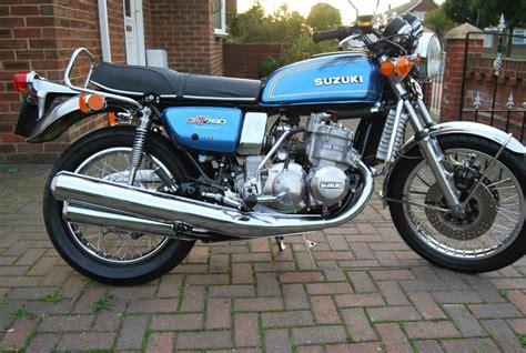 Gt750 Suzuki For Sale Suzuki Gt750 1976 Restored Classic Motorcycles At