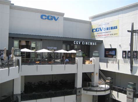 cgv korea multiplex theater for korean films to open in l a korea