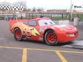Lightning Mcqueen Real Car Lightning Mcqueen