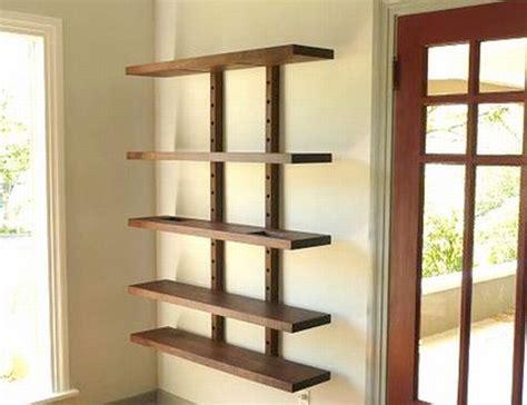 Book Shelf System by Thru Block Wall Mounted Shelving System Hometone