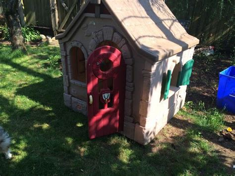 step 2 storybook cottage playhouse west shore langford