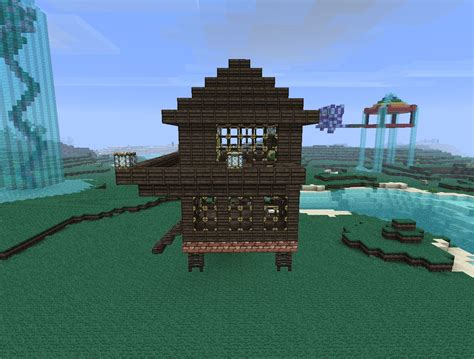dope house dope house minecraft project