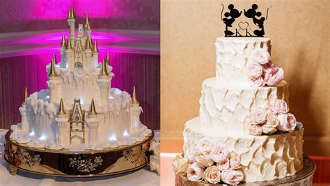 20 Magical Disney Wedding Cakes To Feast Your Eyes On   Simplemost