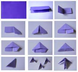 How To Make 3d Origami Bird - 3d image 3d origami for beginners