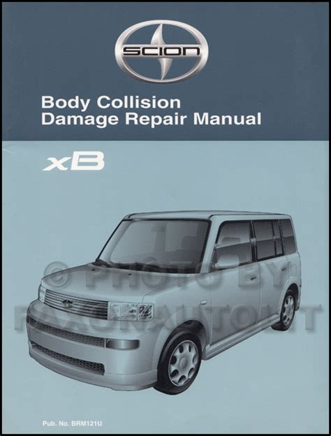 free service manuals online 2005 scion xa transmission control 2006 scion xb repair shop manual original set