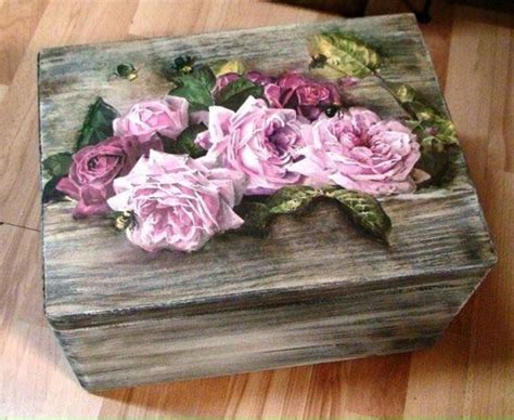 Decoupage On Wood Ideas - 2170 best decorative tole painting images on
