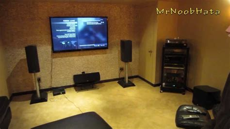gaming setup  xbox home theater edition youtube