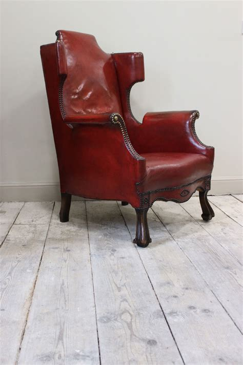 red leather armchairs circa 1900 red leather armchair leather armchairs