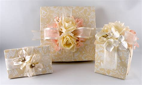 Wedding Gift Wrapping Ideas by Vintage Wedding Gift Wrap