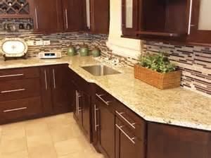backsplash for giallo ornamental granite giallo ornamental granite countertops design ideas
