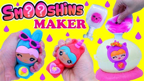 squishy maker squishy maker new smooshins squish toys maker craft for