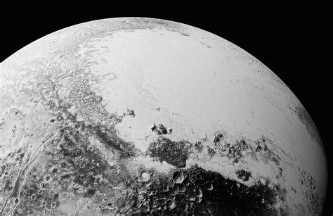 new images of pluto new photos of pluto show a world more complex and