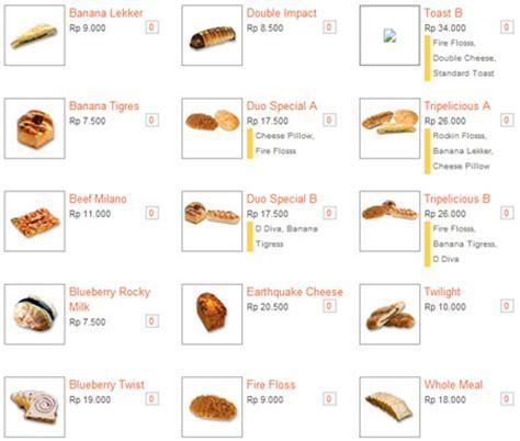black velvet breadtalk daftar harga cake breadtalk delivery daftar harga menu