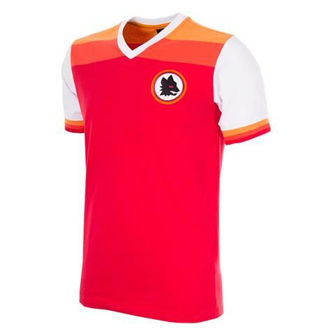 As Roma 02 T Shirt roma nasce la collezione retr 242 in vendita le maglie