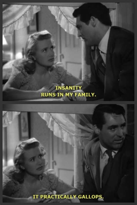 arsenic and old lace movie quotes