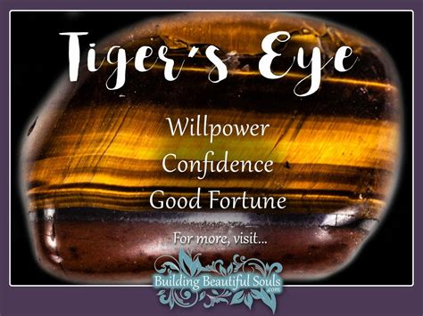 meaning of tiger eye tiger s eye meaning properties healing crystals stones