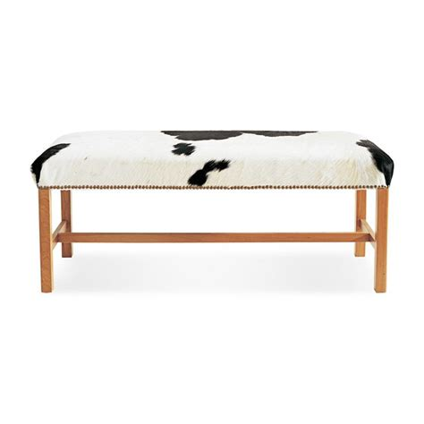 cow print bench 17 best images about cows for kitchen decorations on