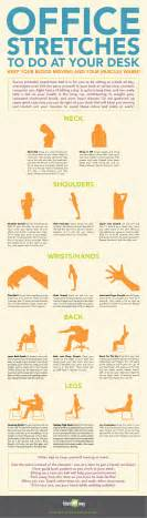 Desk Stretches At The Office Stretches For Back Relief Buckwheat For Your Health