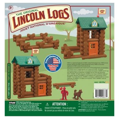 lincoln logs target store lincoln logs target