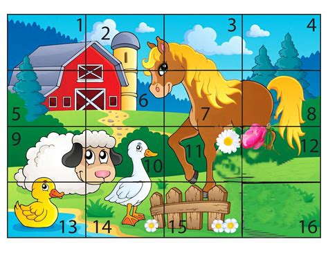 Puzzle Animal animal puzzles related keywords animal puzzles