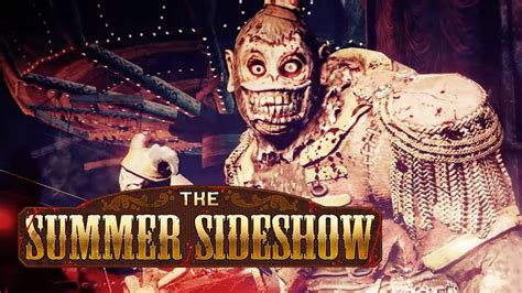 The Summer 2 killing floor 2 summer sideshow 2017 the tragic