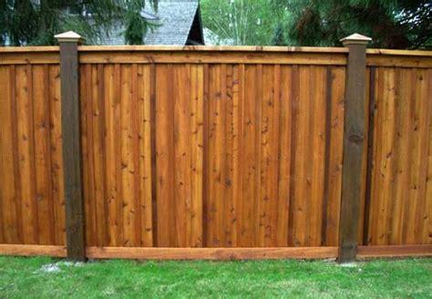 wood fencing picket privacy gates allfencing