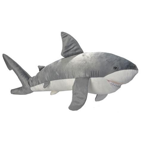 shark plush jumbo plush shark 35 inch cuddlekin by republic at