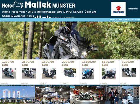 Sachs Motorrad H Ndler Hamburg by Motorrad Mallek Gmbh In M 252 Nster Motorradh 228 Ndler
