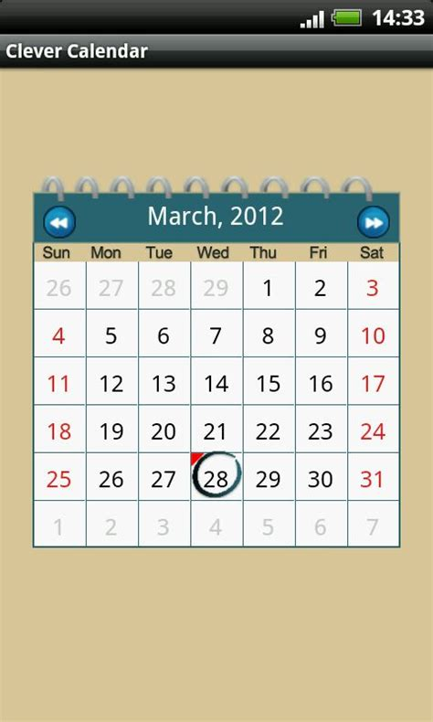 calendar templates for android calendar android gratis new calendar template site