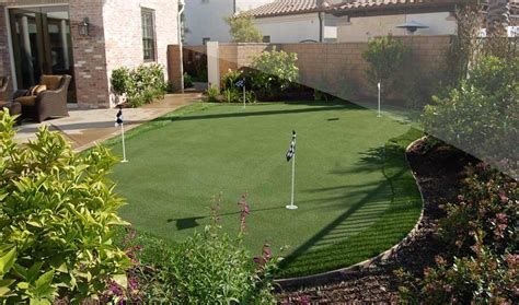 how to build a putting green in your backyard how to build a putting green homesfeed