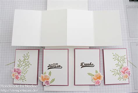 Pop Up Panel Card Template by Stin Up Anleitung Tutorial Twist Pop Up Panel Karte