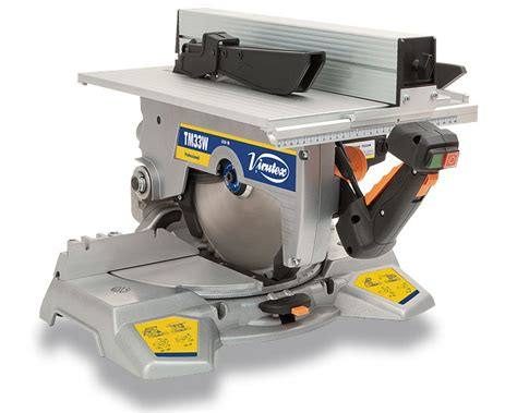 bench mitre saw tiltable mitre saw with upper table tm33w virutex