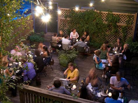 Chicago Restaurants With Outdoor Patios by Staff Picks The Best Outdoor Patios In Chicago Serious Eats