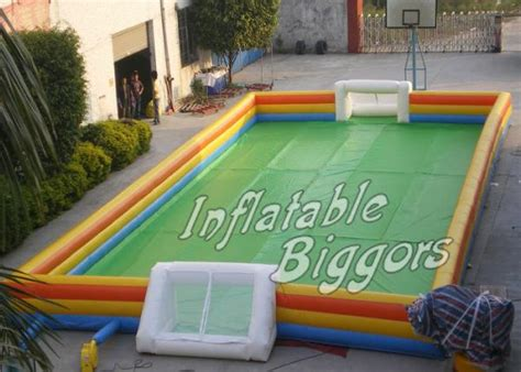backyard adult games adult children birthday party inflatable sports games outdoor inflatable soccer