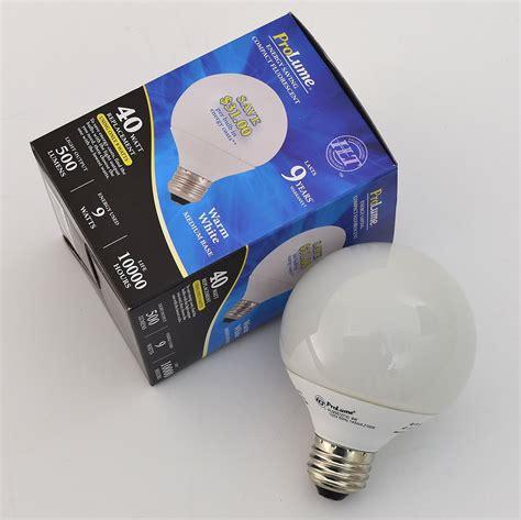 prolume eco shield fluorescent ls clearance sale light bulbs