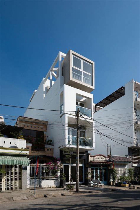 narrow house versatile narrow house in ho chi minh city beats the space