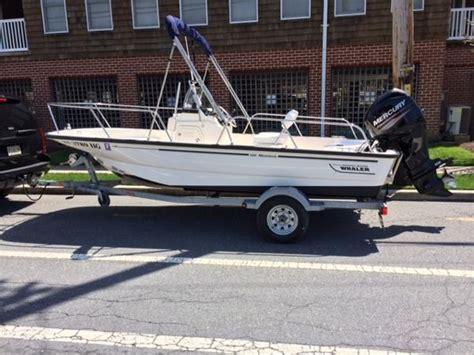 boattrader boston whaler 15 2015 boston whaler 150 montauk