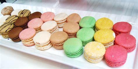 Sweet Macaron taste the rainbow sweet airy macarons from thuet