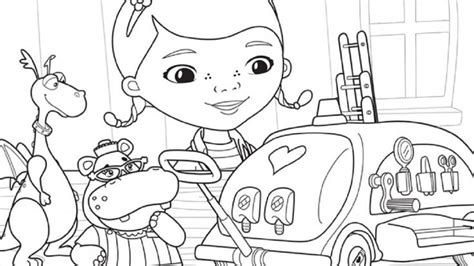 Disney Jr Easter Coloring Pages Disney Pinterest Disney Jr Characters Coloring Pages
