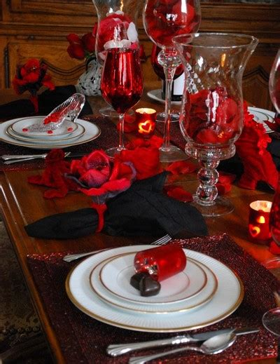valentine s day table settings 15 gorgeous and romantic table settings for valentine s