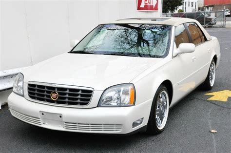 2003 Cadillac Dhs 2003 cadillac dhs sedan for sale