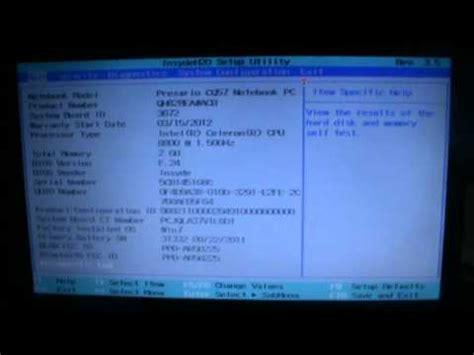 reset bios compaq presario configurar compaq bios funnycat tv