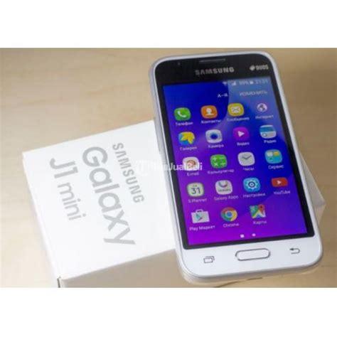 Hp Samsung Android Secon handphone android samsung galaxy j1 mini 4g lte bnib sein bonus perdana telkomsel jakarta