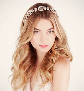 hairstyles with jeweled headband 2012 trendy hairstyles for women mode et style de vie